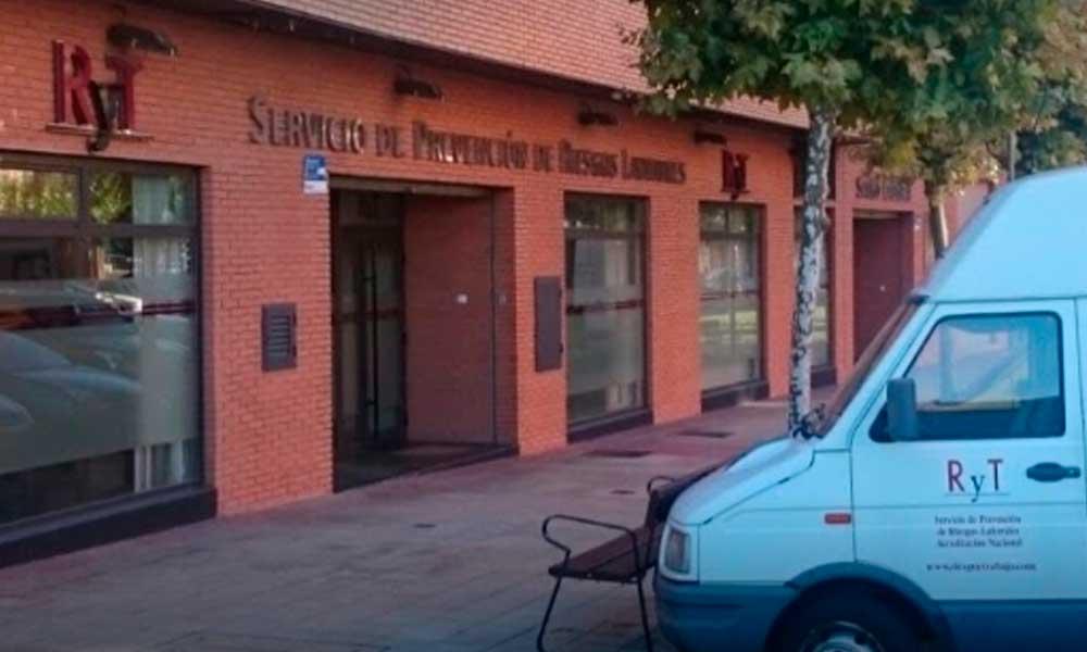 Oficinas de Riesgo y Trabajo en Logroño