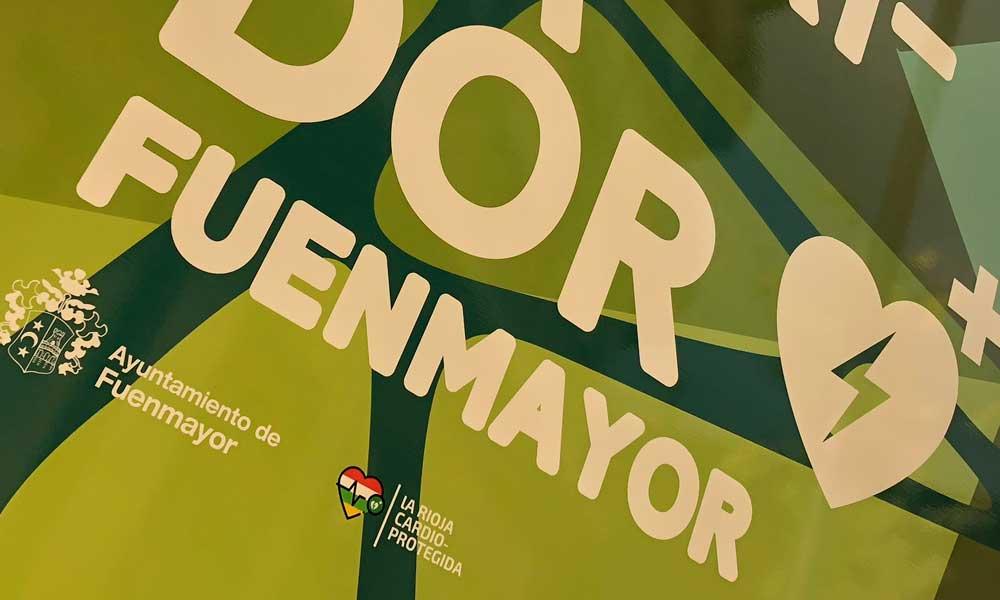 Ayuntamiento de Fuenmayor se adhiere a 'La Rioja Cardioprotegida'