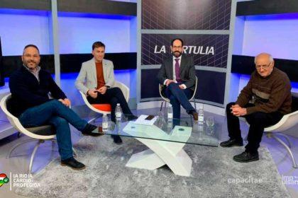 Tertulia especial por el Reto Demográfico en Popular TV La Rioja